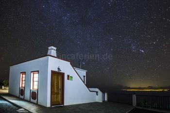 La Palma Landhaus - Sternenhimmel