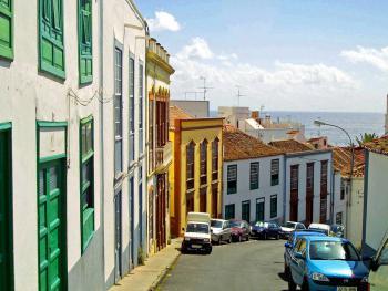 Santa Cruz de La Palma - obere Altstadt