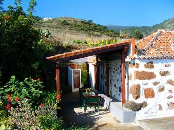 Urlaub La Palma - Ferienhaus in Puntallana