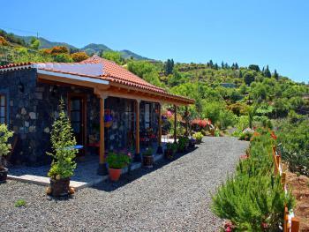 Komfortables Landhaus bei Tijarafe