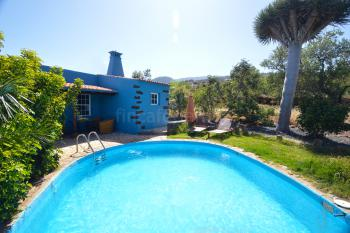Finca mit Pool nahe Puntagorda