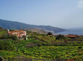 Ferienhaus mit Meerblick - Brena Baja