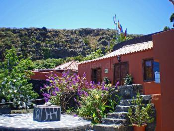 La Palma Landhaus für 4 Personen