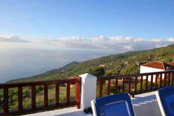 Terrasse mit Panorama-und Meerblick