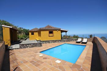 Komfortables Landhaus mit Pool bei Puntallana