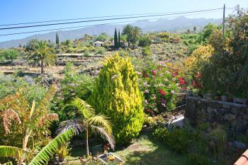 Kleine Finca mit Garten bei La Punta