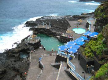 Meerwasserbad Charco Azul