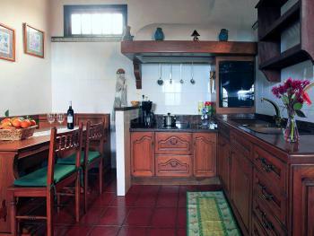 Gemütliche Wohnküche