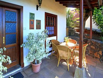Finca La Palma mit Zentralheizung