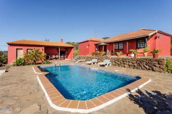 Ferienhaus für 4 Personen bei Puntagorda