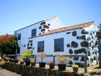 Ferienhaus in Las Tricias
