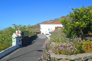 Traditionelles Landhaus in Las Caletas