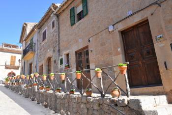Ferienhaus in Valldemossa mit Internet und Heizung