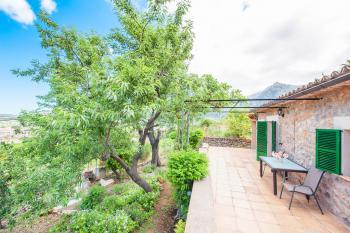 Wandern auf Mallorca - Ferienhaus mit Pool