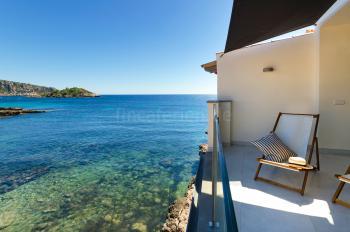 Komfortables Ferienhaus direkt am Meer