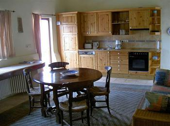 Küche Gästehaus
