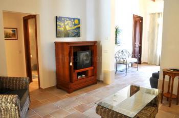Fernsehzimmer mit Klimaanlage