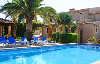 Finca mit Pool - Familienurlaub auf Mallorca