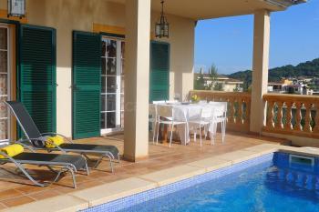 Ferienhaus mit Pool in Son Servera