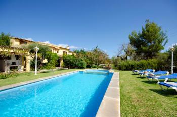 Pool-Finca Mallorca