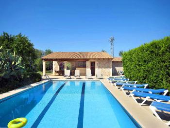 Urlaub in Finca mit Pool nahe Pollenca