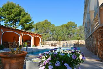 Exklusive Villa mit Pool - Cala Santanyi