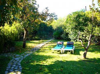 Ferienhaus mit Garten in Soller