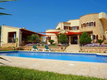 Mallorca Südost Villa mit Pool