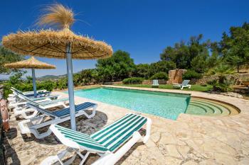 Ferienhaus für 8 Personen nahe Son Macia