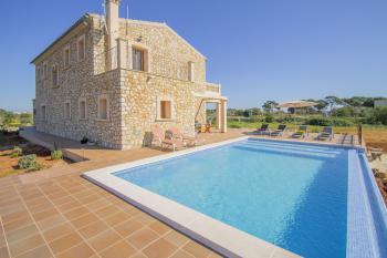 Strandurlaub Mallorca - Finca mit Pool