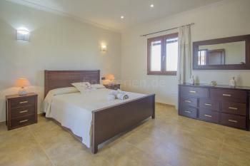 Schlafzimmer im Anbau
