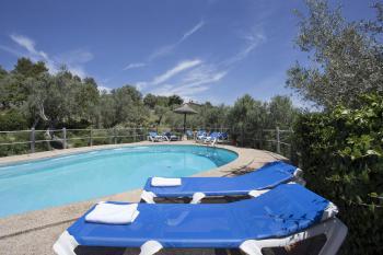 Große Finca mit Pool für 10 Personen