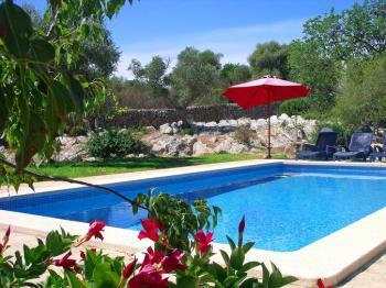 Finca mit Pool für 4 Personen