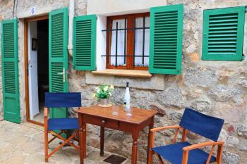 Mallorquines Ferienhaus mit Klimaanlage
