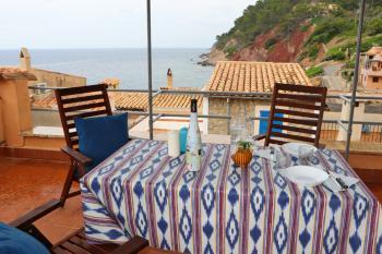 Ferienhaus am Meer für 4- 6 Personen