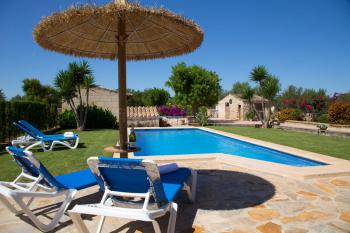 Ferienhaus mit Pool bei Santa Margalida