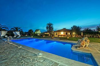Mallorca Finca für 8 Personen mit Pool