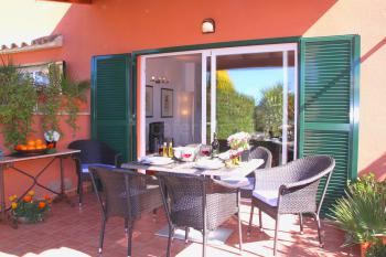 Komfortables Ferienhaus mit Klimaanlage