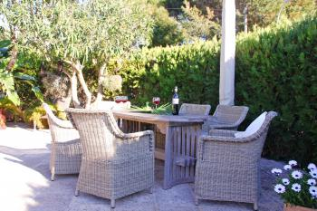 Urlaub bei Cala Pi - Ferienhaus für 6 Personen