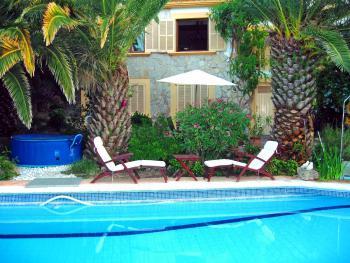 Pool und Terrasse Studio