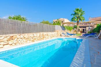 Ferienhaus in Santanyi mit Pool
