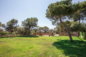 Ferienhaus in Cala Pi mit Pool und Garten