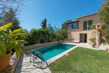 Ferienhaus mit Pool bei Palma de Mallorca