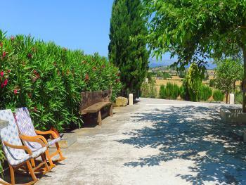 Finca in ruhiger Lage auf dem Land - Santa Margalida