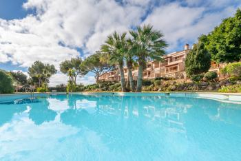 Ferienwohnung mit Pool - Cala Marçal