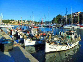 Hafen Porto Cristo