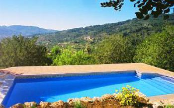 Ferienhaus für 2- 4 Personen mit Pool