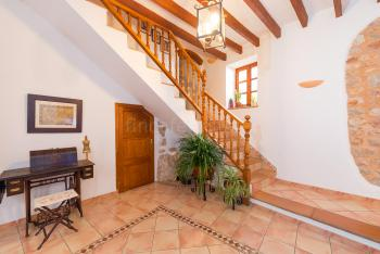 Ferienhaus im typisch mallorquinen Stil