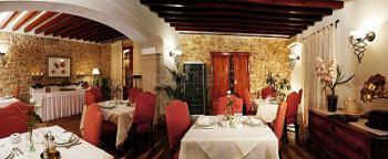 Restaurant mit Ambiente