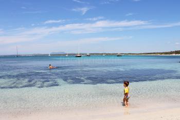 Sandstrand Es Trenc - Mallorca Süd